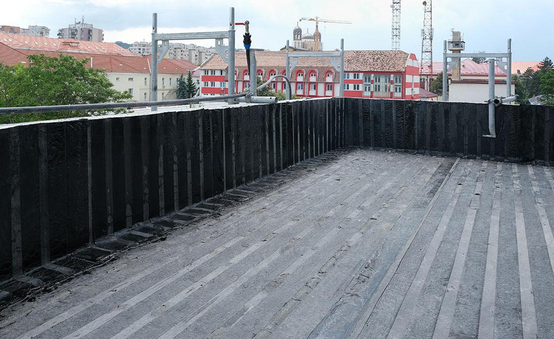 EMS Hydro - Terase Difuzie BT Cluj