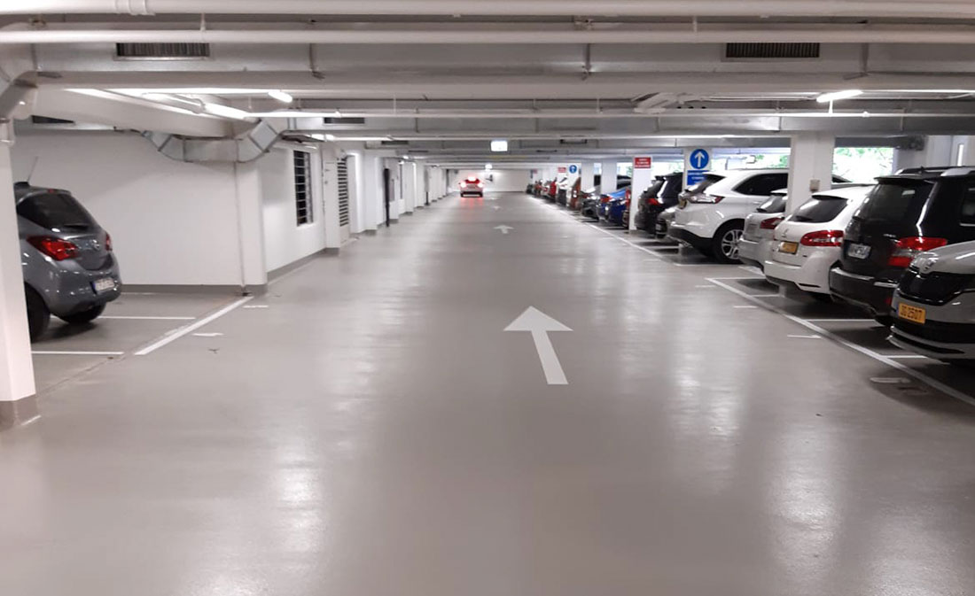 Parking Lumiere - EMS Floor Group