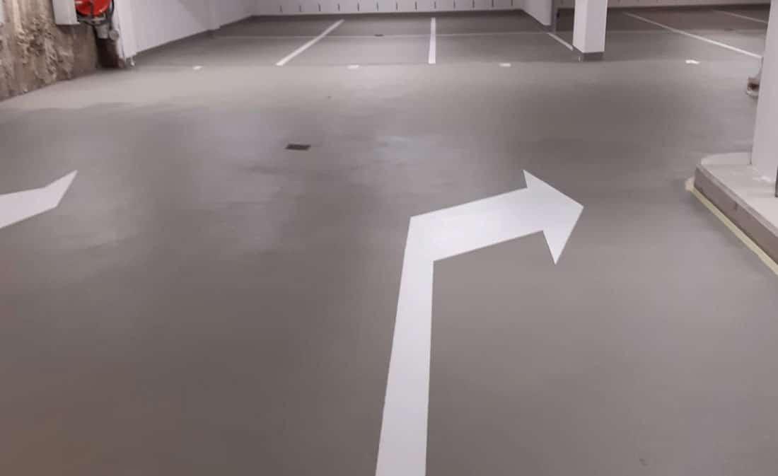 Parking Lumiere - EMS Floor Group