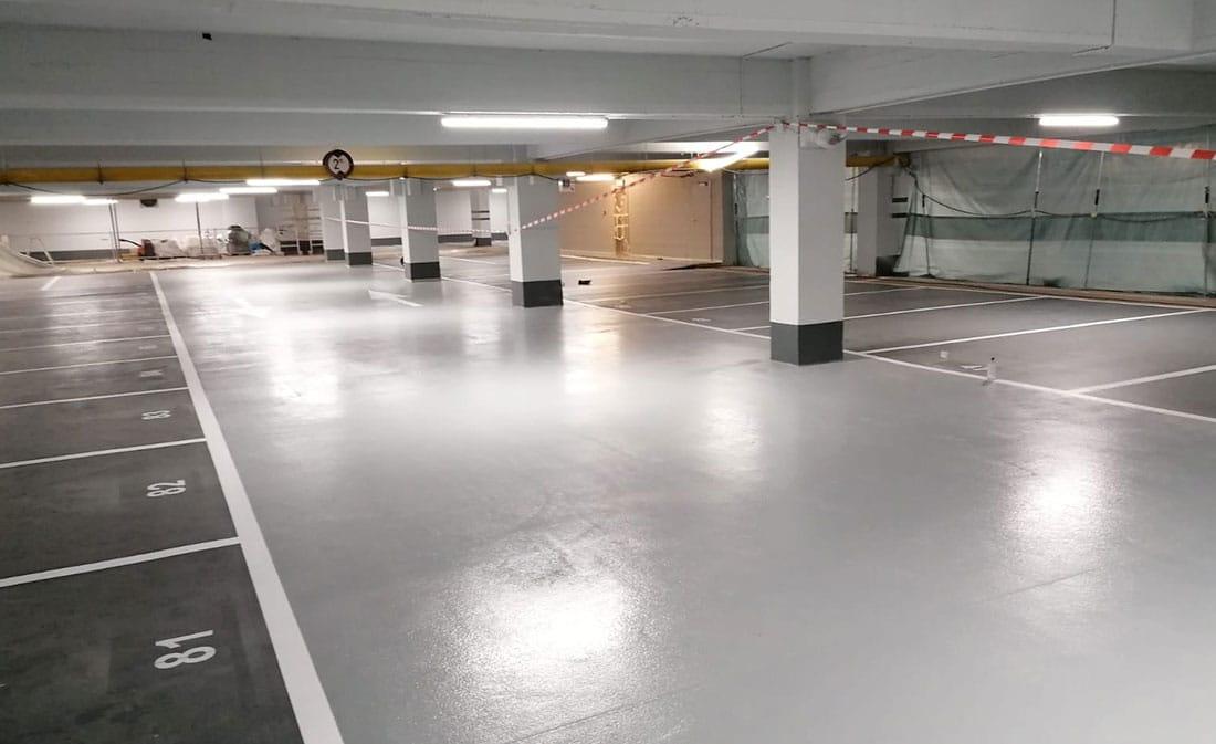 Parking OBH Lux - EMS Floor Group