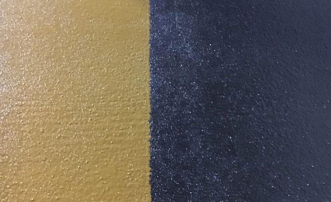Sistem Pardoseli poliuretanice pe bază de mortare poliuretanice presărate și sigilate – Belgia – EMS Floor Group